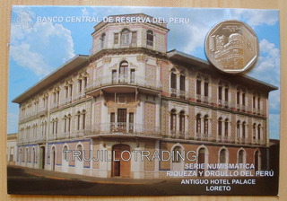 Blister Antiguo Hotel Palace