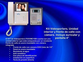 Kit Videoportero