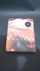 Boulez + (2 Dvds) Sesc - Novo Lacrado