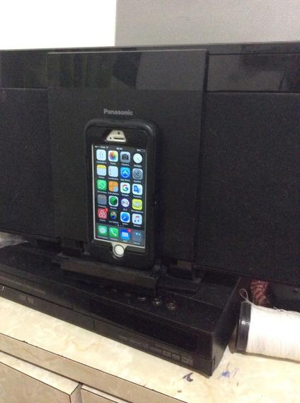 Som Panasonic Para iPhone 5/6/7