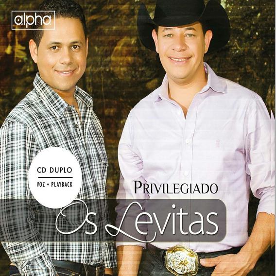 Cd Os Levitas - Privilegiado - Cd+pb-duplo