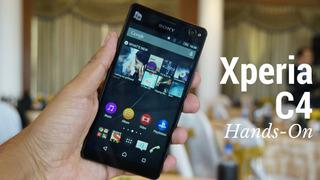 Celular Sony Xperia C4