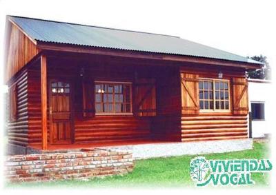 Casas Prefabricadas , Americanas, Cabañas Premoldeadas