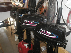 Motor Parsun 5.8hp 2 T P/c Oferta