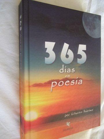 * Livros - 365 Dias Em Poesia - Literatura Nacional