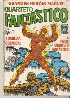Grandes Heróis Marvel - Lote Com 6 Edições