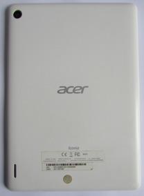 Carcaça Traseira Tablet Acer Iconia A1-810 - Usado