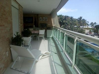 Ref.: 577 - Apartamento Em Bertioga, No Bairro Riviera De São Lourenço - 3 Dormitórios