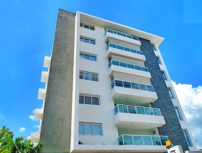 Apartamento De Renta En Cerros De Gurabo, Santiago