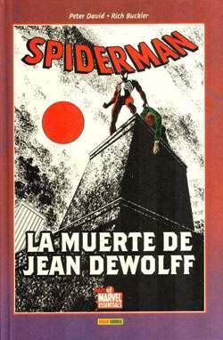 Imagen 1 de 1 de Spiderman La Muerte De Jean Dewolff * Peter David *