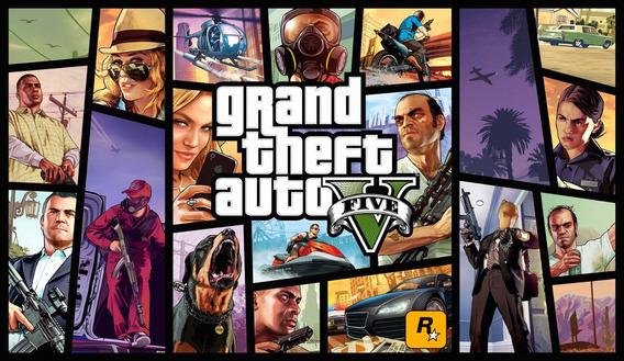 Grand Theft Auto V Steam Pc Original Gta Entrega Imediata!