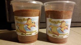 Alimento Para Peces 1 Kg!! Pack De 2 Envases De 500gr.