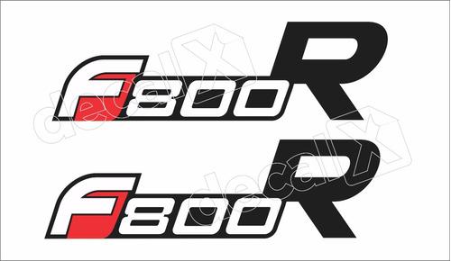 Emblema Adesivo Bmw F800r Par Bwf800r06