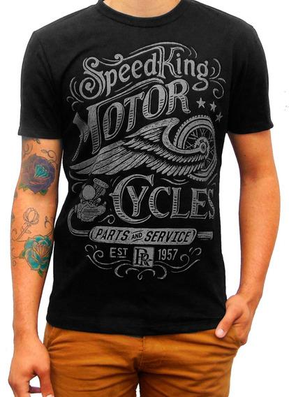 Camiseta De Moto Cycles