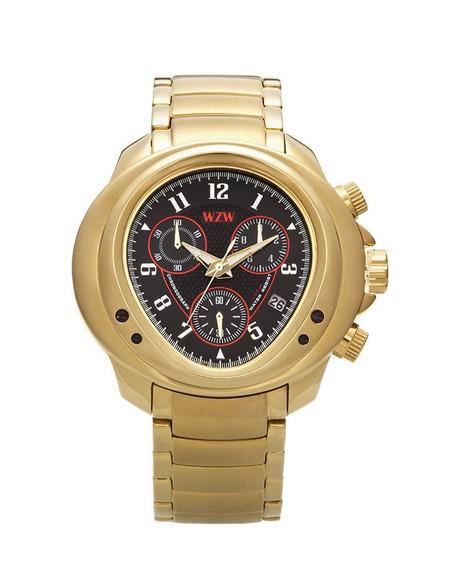 Relógio De Pulso Wzw Clássico 7205