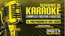 Karaoke P Eventos Alquiler De Equipos