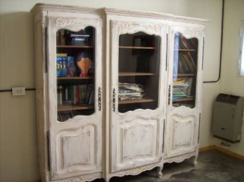 Imagen 1 de 10 de Pátinas-restauración-falsos Acabados-muebles-paredes-objetos