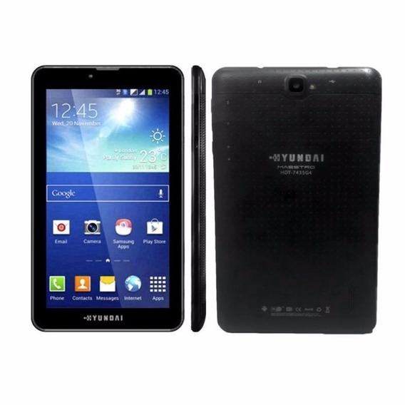 Tablet Hyundai Maestro Tab Hdt-7435g4 7.0 Leia O Anuncio!