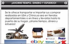 Importaciones Online Usa Y China A México