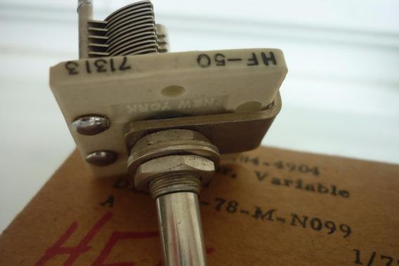 Capacitor Hf 50 Eletrolítico