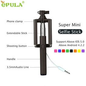 Bastao Pau De Selfie Monopod P2 Universal Celular Iphone