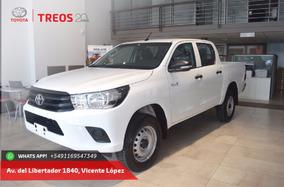Toyota Hilux 0km 4x2 Financiación Con Tasa 0% Plan De Ahorro
