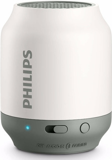 Parlante Inalambrico Bluetooth Philips Bt25wx/77 Recargable