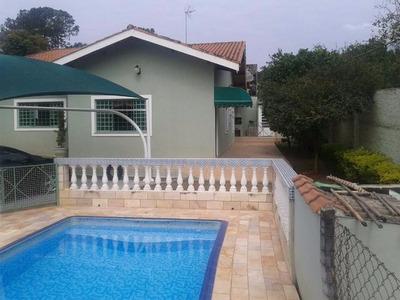 Casa Térrea C/ 3 Dorm 1 Suíte 450m² A/t Jardim Dos Pinheiros