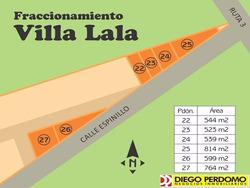 Villa Maria- Fraccionamiento Villa Lala