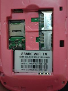 Samsung Corby Dual Chip Com Defeito