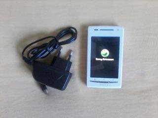 Celular Sony E15a Perfeito Desbloqueado Em Otimo Estado