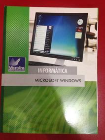 Apostila Microlins Microsoft Windows