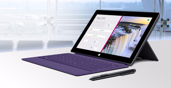 Microsoft Surface Pro 2 Intel Core I5 128 Ssd - 4gb