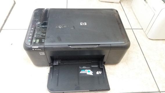 Impressora Hp Deskjet F4580 Precisa Revisao No Estado