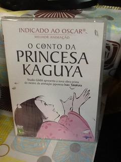 Dvd O Conto Da Princesa Kaguya
