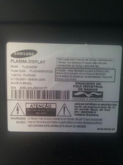 Placa Z Sus Samsung Pl42c450b