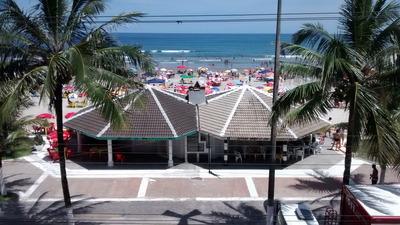 Kitnet Pé Na Areia - Frente Para O Mar