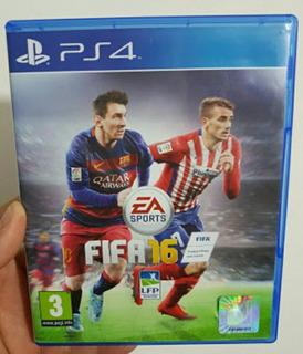 Fifa 16 Juego De Ps4 Playstation 4