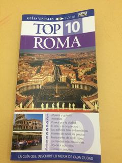 Libro Sobre Roma, Turístico