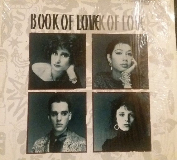 Book Of Love Vinilo Con Insert + Cd Lx90 De Regalo