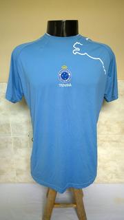Camisa Futebol De Treino Do Cruzeiro - Puma