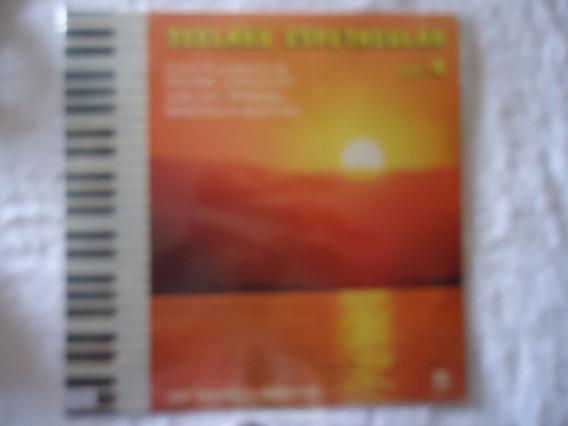 Disco Vinil Lp Teclado Espetacular Vol.4 Don Euclydes E Orqu