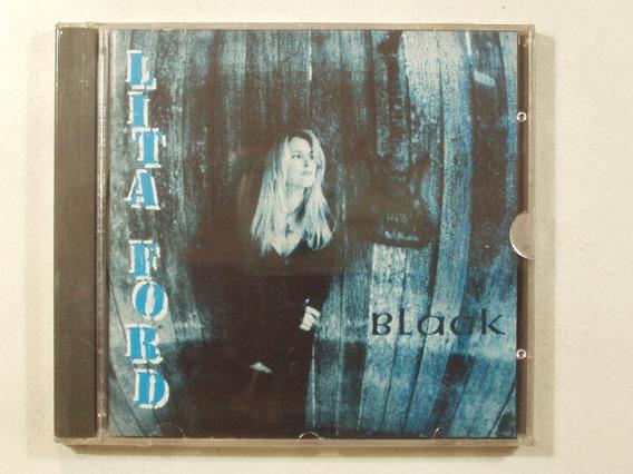 Cd Punk Lita Ford Black Año 1995 En La Plata