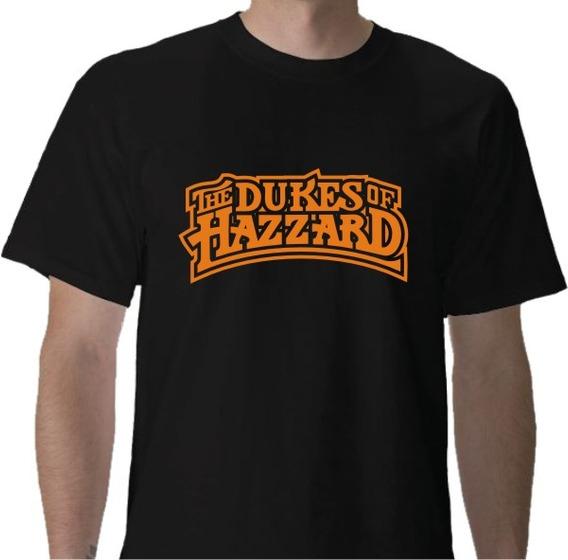 Remeras General Lee, Dukes Of Hazzard Unicas En Fuerza G!