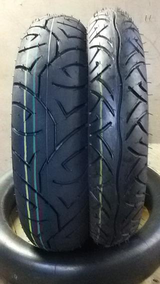 Pneu Moto 140/70-17 E 100/80-17 - Fazer/twister/cb300/500cc