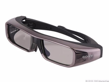 Óculos 3d Sony Tdg - Br100
