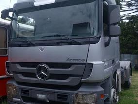 Mercedes Benz Actros 2044 Año 2013