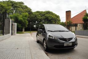 Honda Fit Lx Mt Service Oficial + Camara De Reversa + Etc