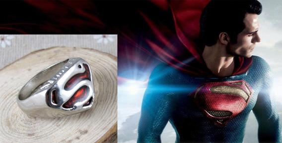 Anel Superman (super-homem)