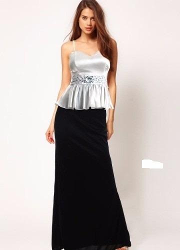 Vestido Largo De Fiesta1 2xl